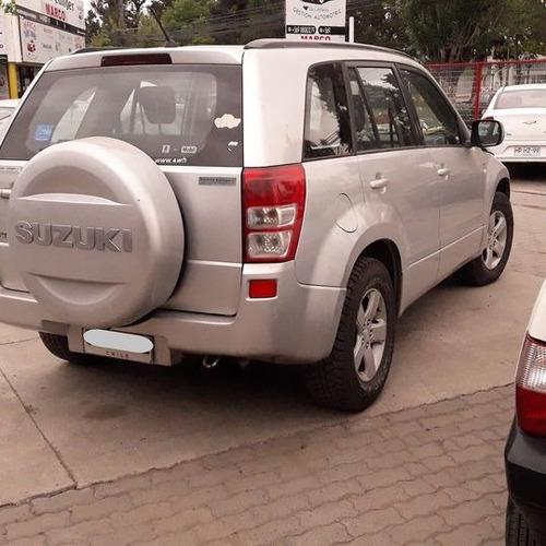 suzuki gran nomade diesel full ano 2010 con 118.000. kms