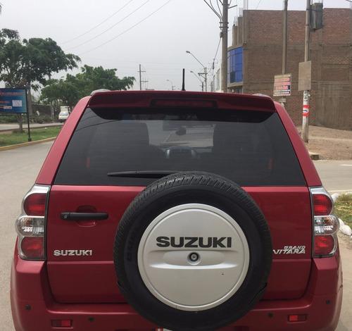 suzuki gran vitara 2015 4x4 mecánico