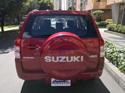 suzuki gran vitara 2,4 cc aut 4x4 fe