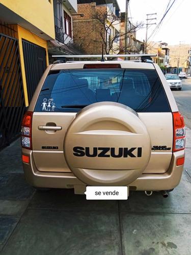 suzuki grand nomade 2007