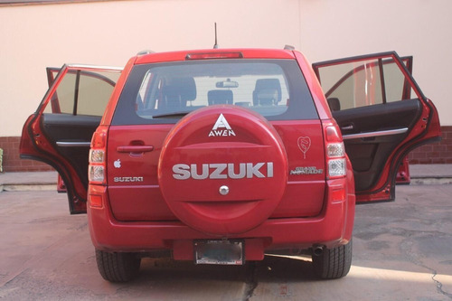 suzuki grand nomade 2010 - 4x4 - todos mantenimientos al dia