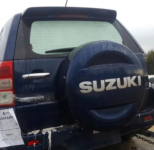 suzuki grand nomade en desarme