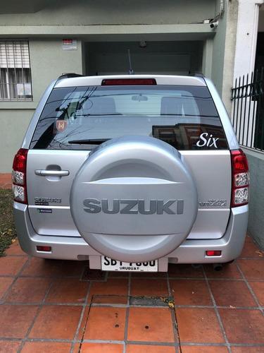 suzuki grand vitara 2.0 2014 - unico dueño