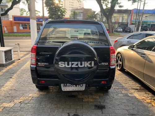 suzuki grand vitara 2.0 4x2 16v 140cv 4p manual
