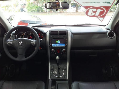 suzuki grand vitara 2.0 4x2 16v gasolina 4p automático 2012/