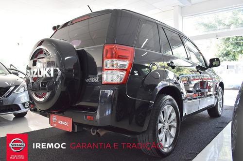 suzuki grand vitara 2.0 4x2 16v gasolina 4p automático