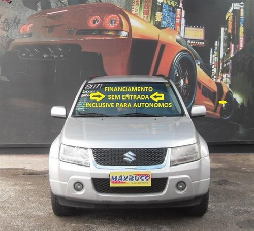 suzuki grand vitara 2.0 4x2 16v gasolina 4p manual 2011/2011