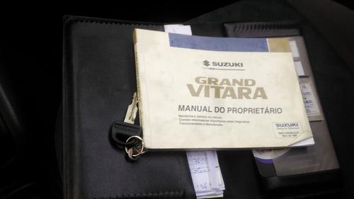 suzuki grand vitara 2.0 4x4 automático