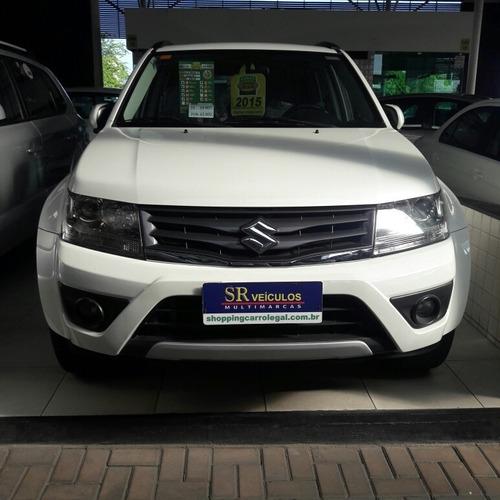 suzuki grand vitara 2.0 premium 2wd aut. 5p 2015