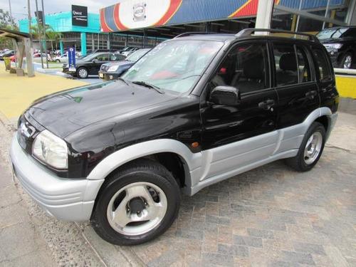 suzuki grand vitara 2.0 top line 4x4 gasolina automátic 2000