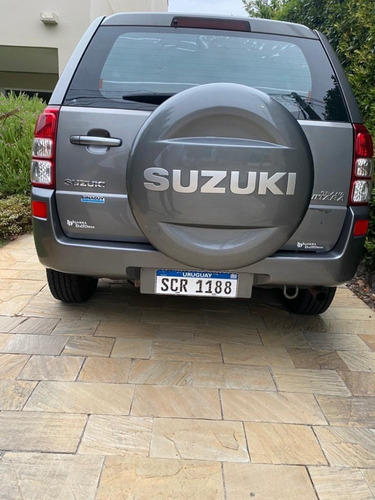 suzuki grand vitara 2007 4x4 manual