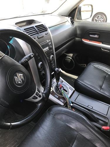 suzuki grand vitara 2008 automatica v6 205.000 km u$s 9.800