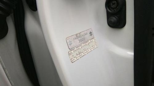 suzuki grand vitara 2009/2010 4x4 automática branca pérola