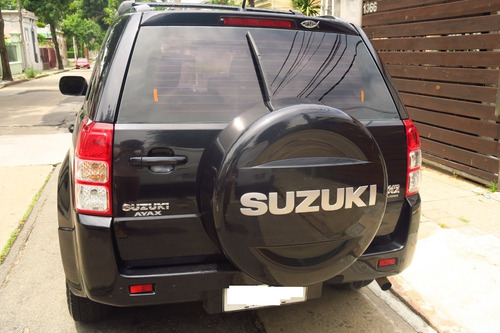 suzuki grand vitara 2015 2.4 jlx 2wd 5mt