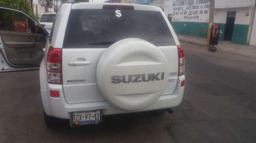 suzuki grand vitara 2.4 gl l4 at ,factura original