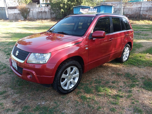suzuki grand vitara 2.4 gls l4 piel qc cd at 2009