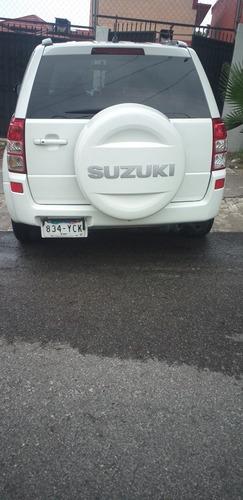 suzuki grand vitara 2.4 gls l4 piel qc cd at 2012
