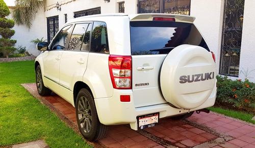 suzuki grand vitara 2.4 special automatica equipo adiciona