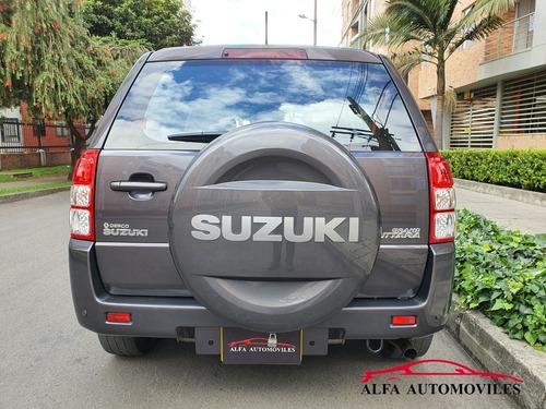 suzuki grand vitara 2.400cc a/t c/a 2014