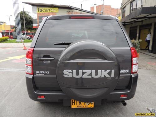 suzuki grand vitara 2.4cc mt 4x2