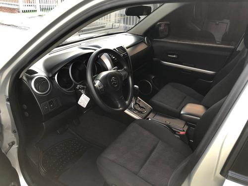 suzuki grand vitara automática 2015  recibo vehículo
