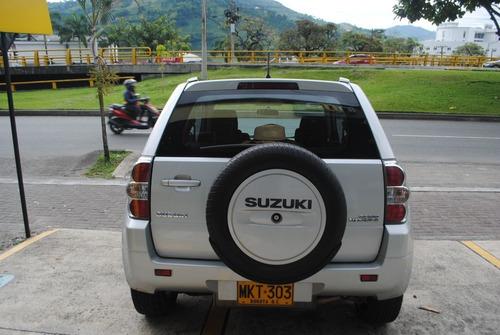 suzuki grand vitara full equipo