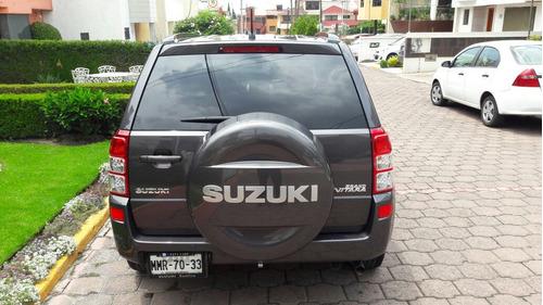 suzuki grand vitara gls l4 automática 2013