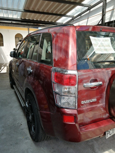 suzuki grand vitara manual