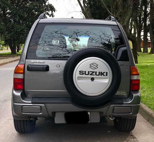 suzuki grand vitara td 2.0