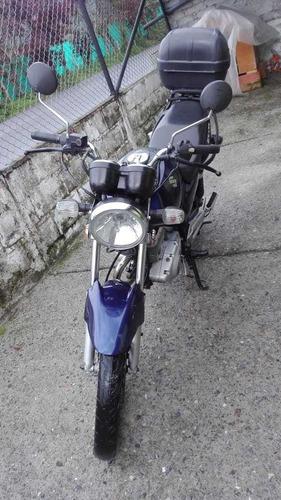 suzuki gs 125, modelo 2009, santa rosa de cabal, risaralda