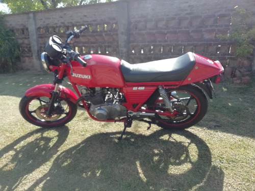 suzuki gs 450e