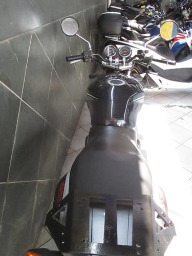 suzuki gs 500 e preta 2009
