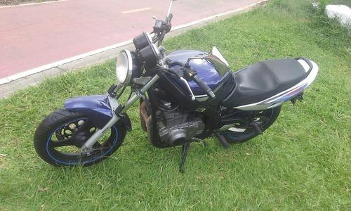 suzuki gs 500  gs 500e 1998