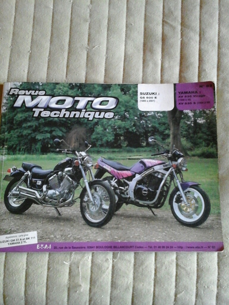 Download yamaha xv500 xv 500 xv500k virago service repair workshop.