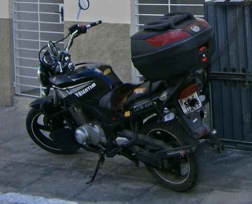 suzuki gs 500e  ano 2008 só venda