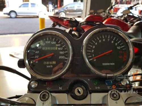 suzuki gs 500e preto 2002