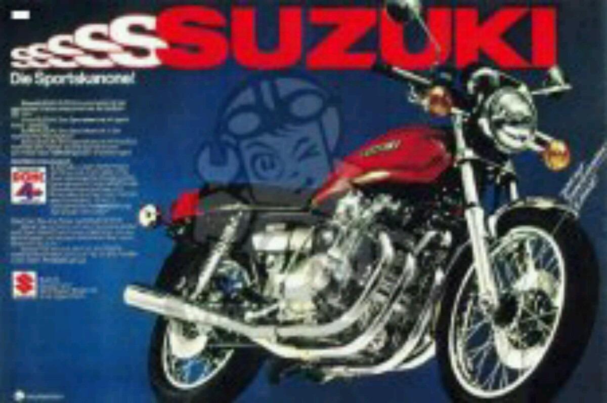 Suzuki Gs 550 650 750 850 1000 1100 Kit Carburador Año
