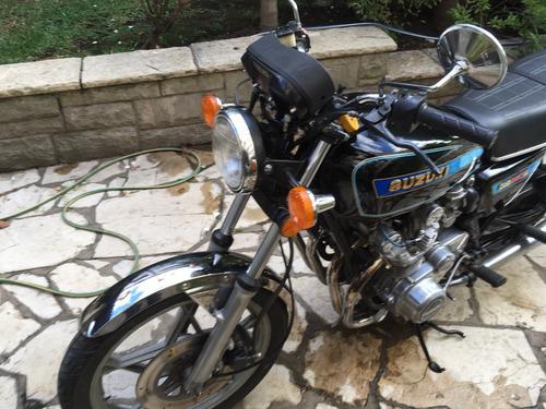 suzuki gs 550 e