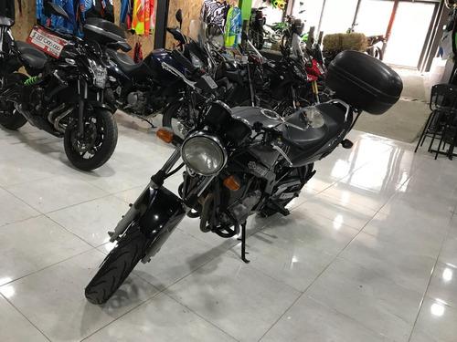 suzuki gs500 2009