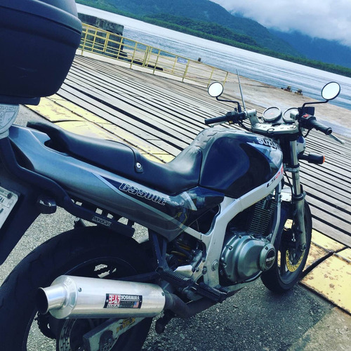 suzuki gs500 e