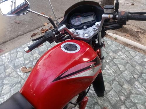 suzuki gsr 125cc, apenas 24 mil km rodado (econômica) - 2013