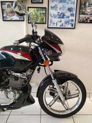 suzuki gsr 125s 2016 - moto & cia