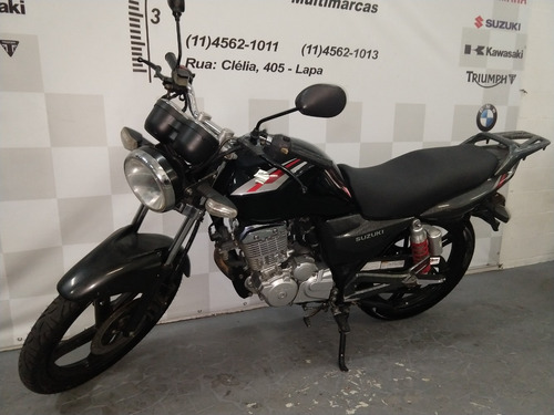 suzuki gsr 150 i 2013 otimo estado aceito moto