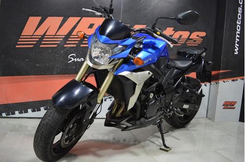 suzuki - gsr 750 a - 2015