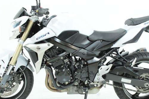 suzuki gsr 750 a 2015 branca