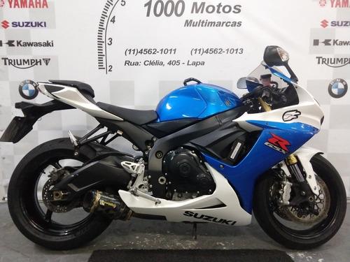 suzuki gsr 750 srad 2014 otimo estado aceito moto