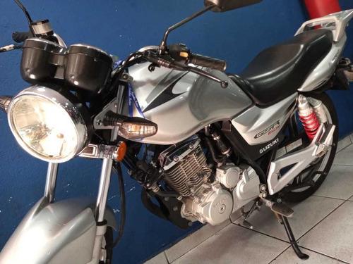suzuki gsri 150 2016 linda ent 1.100 12 x $ 623 rainha motos