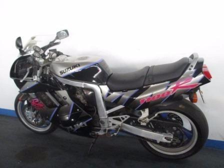 suzuki gsx 1000 r 1992