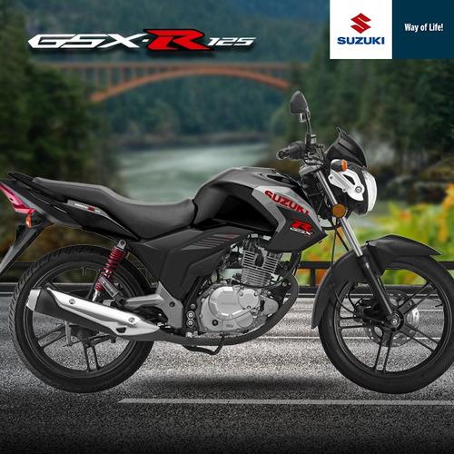 suzuki gsx 125 r