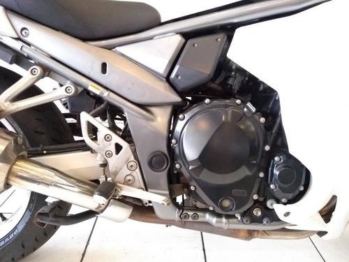 suzuki gsx-1250fa 2013/3014 único dono - moto & cia